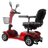 Напрямик 4 колеса для скутера Hadicapped мобильности