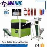 Máquina que sopla del animal doméstico de la bebida de la leche del café de la botella plástica automática del jugo