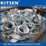 Systeem van het Stutsel van Ringlock van de Rozet van het Aluminium van de Kwaliteit van de premie het Verticale voor de Steun van de Plak
