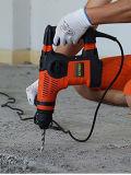 マルチ働くことのための携帯用動力工具1050Wの回転式ハンマー