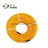 高品質の韓国PVC競争価格の高圧スプレーのホース