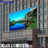 スクリーンを広告するための屋外のフルカラーP10ビデオLED表示