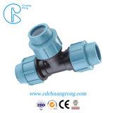 Accesorios de tubería de drenaje del acoplador de PP