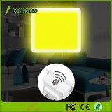 Fühler-Nachtlicht der warmes weißes kühles weißes Mehrfarbentageslicht-weißes Bewegungs-0.3W für Schlafzimmer-Hallen-Badezimmer