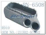 Coperchio di alluminio Rd10 (OEM no. del dispositivo di raffreddamento dell'olio per motori dei Nissan: 21302-97002)