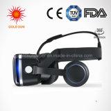 Hoofdtelefoon van de Werkelijkheid van de Hoofdtelefoon Vr van Vr Shinecon3d de Virtuele van de Beschermende brillen van Vr Shinecon direct-Vr voor 3D Videospelletje van de Film met Regelbaar Stereo hoofdtelefoon-Compatibel systeem met Ipho