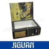 方法カスタムロゴによって印刷される装飾的な光っているペーパーパッケージボックス