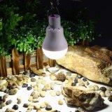 150lm lumière extérieure de pêche de tente campante d'éclairage de lampe de l'énergie solaire DEL