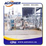 Produtos petrolíferos que carregam soluções Offloading da estação do patim