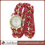 Мода дизайн браслет наручные часы кварцевые часы Rhinestone алмазов