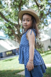 Phoebee 여름 동안 100%년 면 아이들 소녀 옷