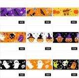 DIY Handcraft Geschenk-Blumebowknot-Halloween-Farbband
