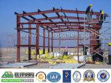 Конструированный профессионалом полуфабрикат сарай пакгауза структурно стали