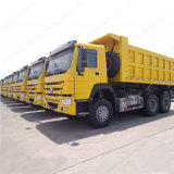 판매를 위한 Sinotruk HOWO 6X4 371HP 쓰레기꾼 또는 팁 주는 사람 트럭