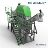 De Apparatuur van het Recycling van de Productie van de Film van de Landbouw van het afval