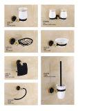 De Vastgestelde Toebehoren van de Borstel en van de Houder van het Toilet van de Badkamers van Foshan met Materiële 6300 Reeksen Alumimun