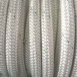 Polyamid-Polyester-Segeln-Seil des Großverkauf-24 des Strang-72mm doppeltes umsponnenes