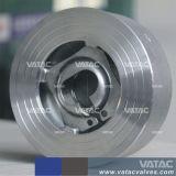 Singola valvola di ritenuta dell'oscillazione della cialda del disco dell'acciaio inossidabile