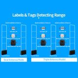 détecteur d'étiquette de la grille EAS de vol de supermarché de système de 8.2MHz rf EAS anti pour l'Anti-Vol à l'étalage de centre commercial de commerce de détail