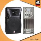 15 Zoll PROaktiver Plastiklautsprecher PS-5515au USB-200W Ableiter-FM