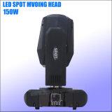 DMX DJ는 가벼운 150W 광속 LED 반점 이동하는 맨 위 빛을 상연한다