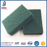 Ventes en gros 96# tampons à récurer de nylon tampons à récurer de nettoyage domestique