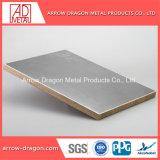 Le transfert de la surface en bois aluminium Panneau alvéolé pour meubles
