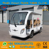 Mini automobile facente un giro turistico elettrica di 8 Seater per il turista con Ce Certifivate