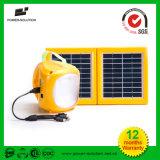 Lanterna elétrica solar com ajuste do brilho 5
