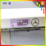Autoadesivi decorativi del contrassegno della decalcomania di marchio adesivo del metallo dell'automobile
