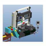 De hete dubbel-Post CNC van het Type van Verkoop zag Scherpe Machine dlzh-D-6-1200