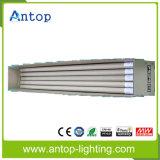 Luz cambiable del tubo del color T8 LED con UL alejada Dlc del amortiguador