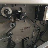 접촉 스크린 단 하나 수평한 교류 포장기는 닦음 기계를 적셨다