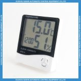 Temperatura e termometro HTC-1 della visualizzazione di umidità
