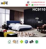 Конструкция софы ткани новой самомоднейшей софы комнаты мебели живущий установленная самомоднейшая (HC8109)