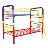 子供のための概要の使用された金属の三倍の二段ベッド