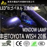 Lichte Lamp van de LEIDENE Nummerplaat van de Auto de Auto voor Deur voor Serena Wish Honda Odyssey