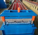 カラー機械を形作る鋼鉄屋根ふきのパネル