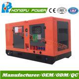 6 цилиндров 100 квт мощности генератора дизельного двигателя Cummins 6BTA5.9-G2