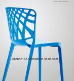 耐久フレームが付いているPPの余暇の椅子を食事する熱い販売