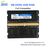 Chips itt 2133MHz PC4-1700 512MB*8 8c Laptop DDR4 4GB de RAM