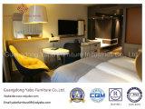 Мебель комнаты пятизвездочного проекта гостиницы стандартная установила для селитебного (YB-G-3)