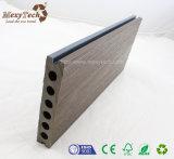 2017 Decking di legno della plastica WPC di manutenzione libera antisdrucciolevole di nuova tecnologia