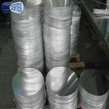 Buena Superficie 1050 HO Círculo de aluminio para utensilios de cocina