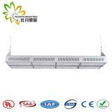 Luz linear del LED, luces industriales ligeras lineares de 400W LED Highbay LED, luz linear del almacén LED Highbay