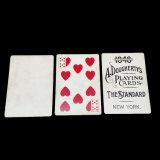 Kundenspezifische Drucken-Herstellung personifizierte königliche Spielkarten