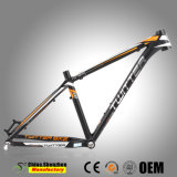 OEM рамки 15.5inch 16.5inch 17.5inch велосипеда алюминия Al7005 MTB опционный