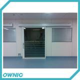 Portello scorrevole di vetro automatico per l'ospedale