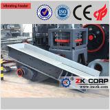 Alimentatore di vibrazione di pietra del minerale metallifero industriale di estrazione mineraria