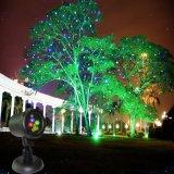 Las luces de Navidad láser Proyector láser/al aire libre al aire libre y decoración de Navidad